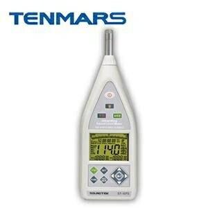 Tenmars泰瑪斯 ST-107S 二級型積分式噪音錶