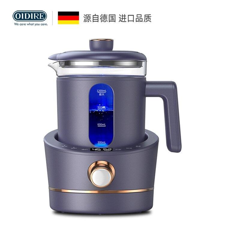 2021搶先款 110V現貨 OIDIRE嬰兒恒溫調奶器自動智慧熱水壺沖奶粉熱奶保溫暖奶溫奶預售 新年狂歡