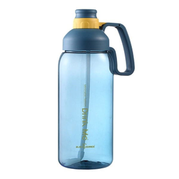BH大容量Tritan太空瓶2000ml 混色