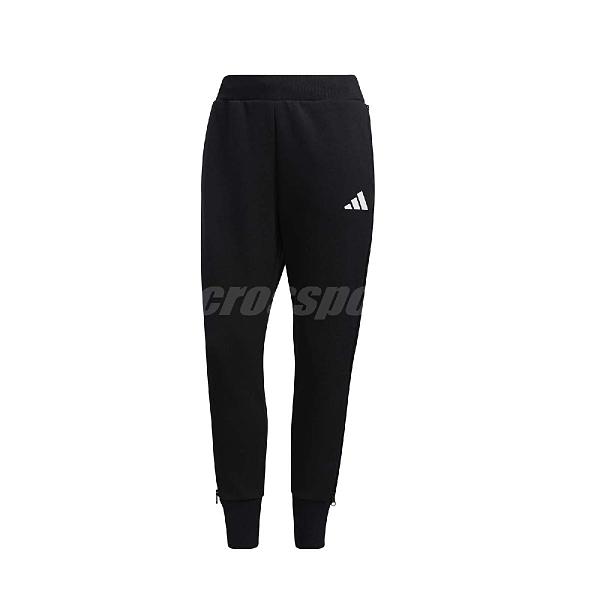 adidas 長褲 Urban DK Pants 黑 白 女款 運動褲 運動休閒 【ACS】 GM1452