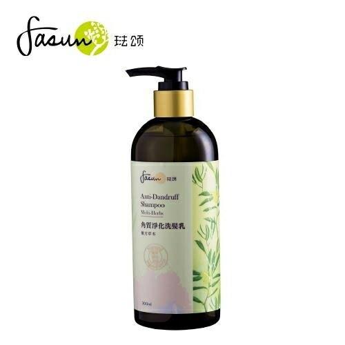 FASUN琺頌-角質淨化洗髮乳-複方草本 300ml / 瓶