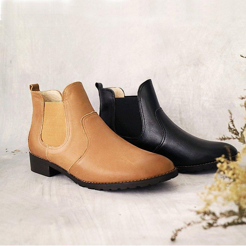 雀爾西騎士 2.0 帥氣雀爾西短靴