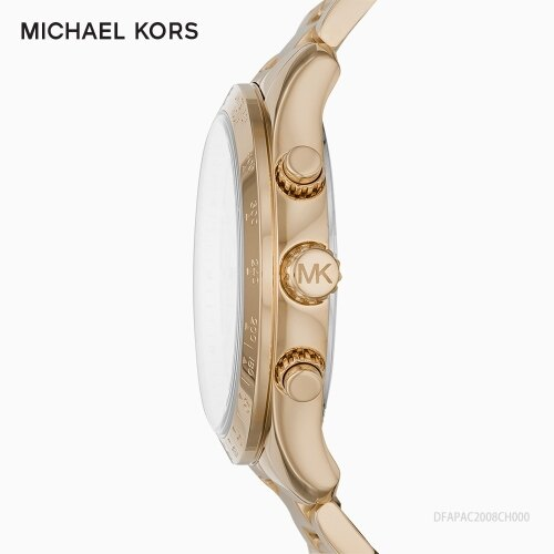 MICHAEL KORS經典三眼時尚腕錶MK6795