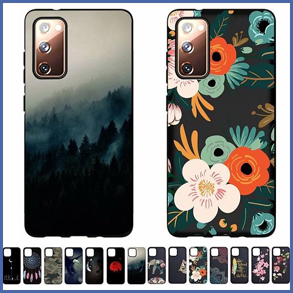 三星 Note10 Lite Note10 Note10+ 黑色磨砂彩繪殼 手機殼 全包 軟殼 黑底 不泛黃 保護殼