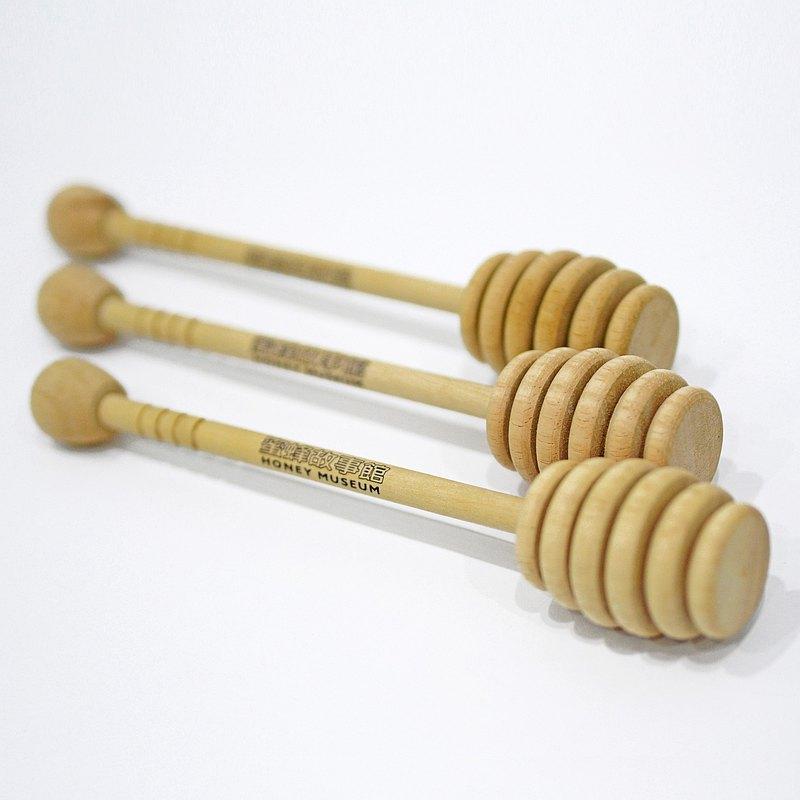 歐風木製精緻蜂蜜棒