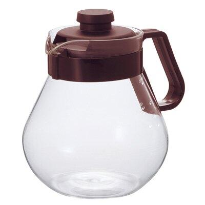金時代書香咖啡 Hario  球形兩用玻璃壺 1000ML TCN-100CBR