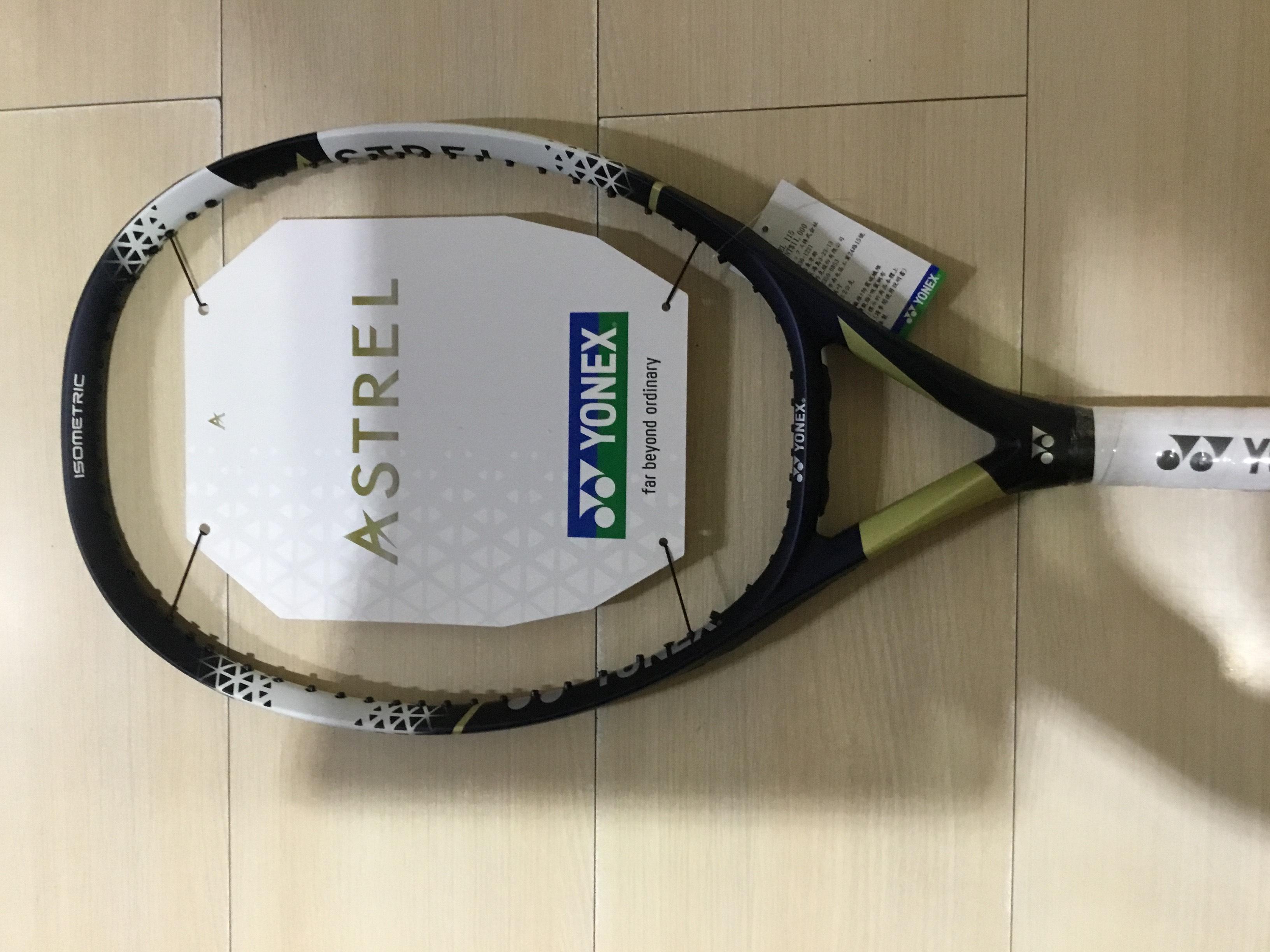 2020 Yonex Astrel 115 專業網球拍