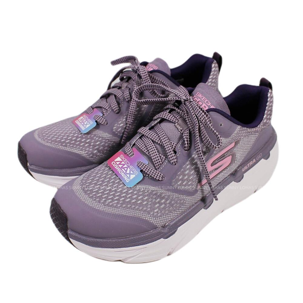 (bx)skechers 女慢跑鞋 gorun max cushioning代言人款17690mve