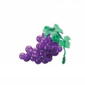 愛戀葡萄園-3D 立體水晶拼圖-8cm