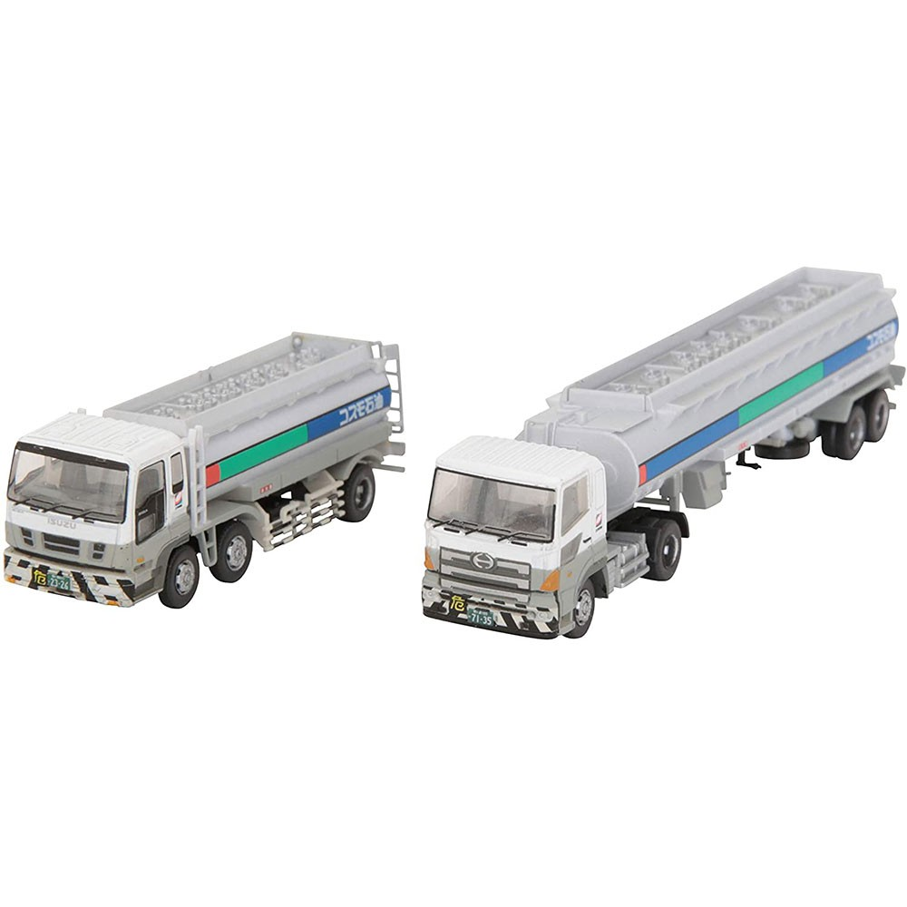 TOMYTEC 卡車/拖車系列Cosmosekiyu油輪套裝