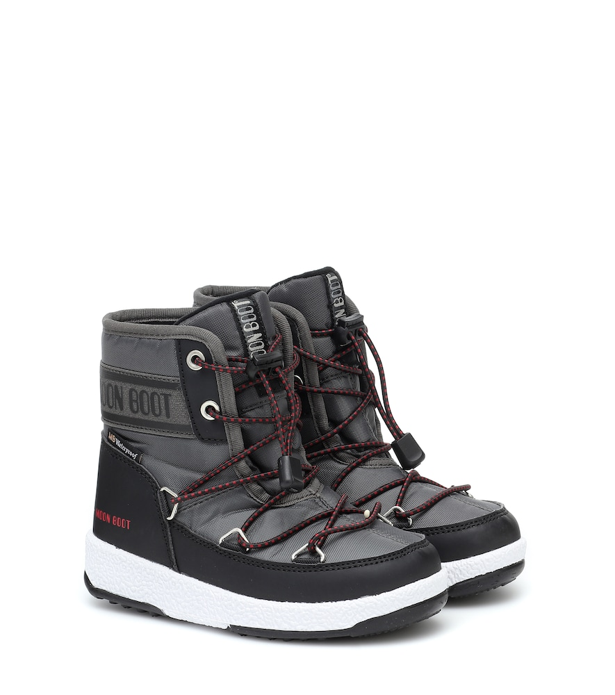 Boy Mid WP snow boots