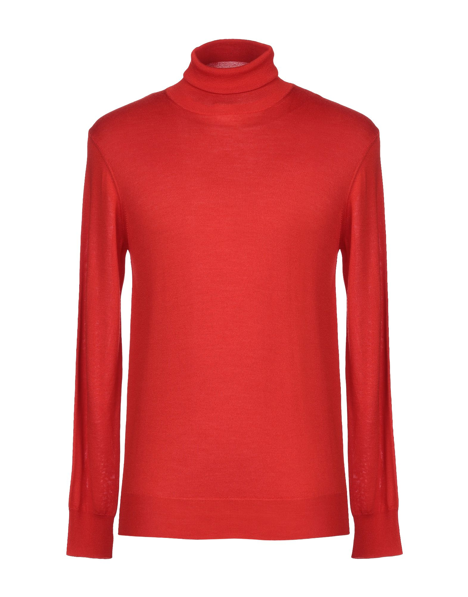 JIL SANDER Turtlenecks - Item 39954473