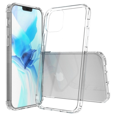 QinD Apple iPhone 12 Pro Max 雙料保護套