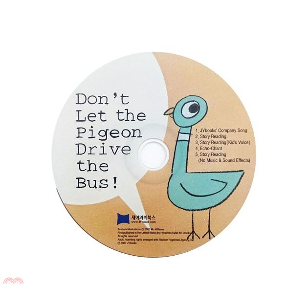 Don't Let the Pigeon Drive the Bus (CD only)【三民網路書店】[79折]