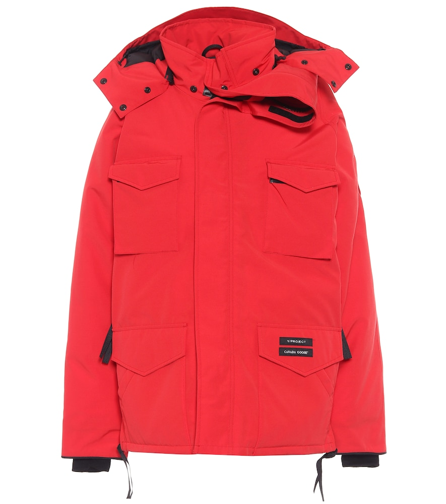 x Canada Goose Constable hooded down parka