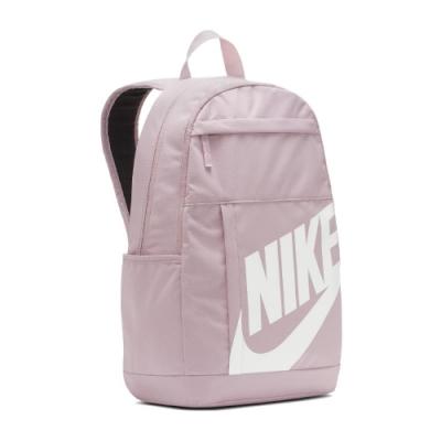 Nike 後背包 NSW Backpack 女款 運動休閒 雙肩背 基本款 上學 粉 白 BA5876516