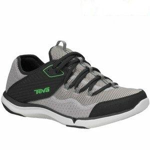 TEVA 超輕量舒適都會型水陸兩棲便鞋Refugio - 細雨灰