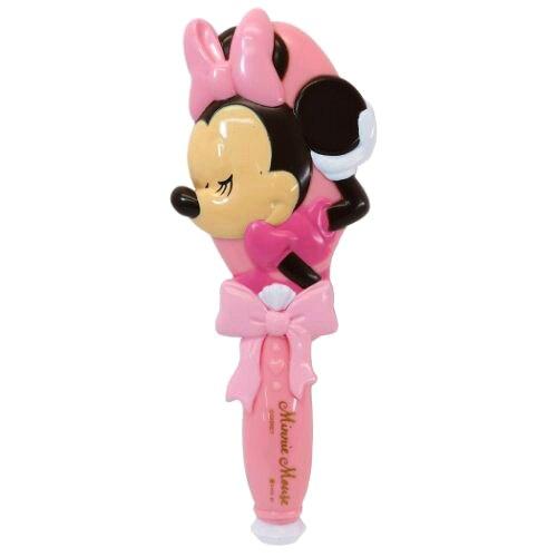 立體造型順髮梳 迪士尼 米妮 三眼怪 維尼 美人魚 梳子 日本進口正版授權