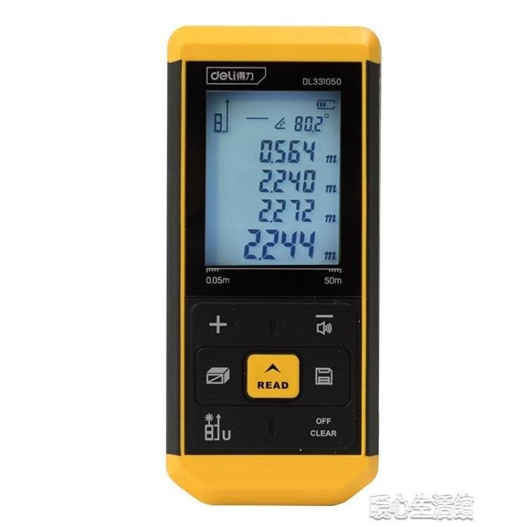 測距儀激光測距儀高精度手持激光尺電子紅外線測量尺量房儀測量儀器  新年鉅惠 台灣現貨