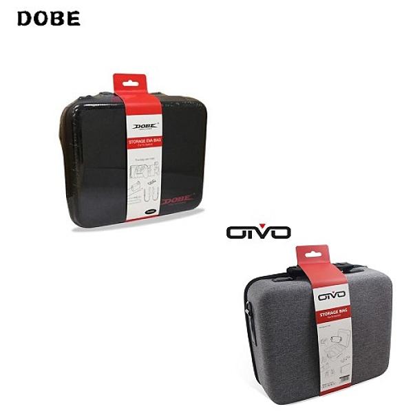 【玩樂小熊】Switch主機專用 DOBE/OIVO 全收納 可肩背 收納包 硬殼包 機能型 外出包 EVA材質