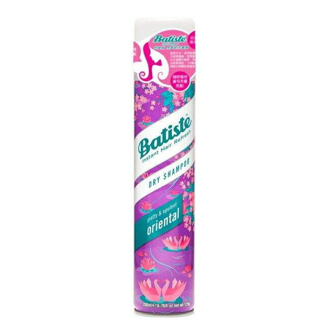 英國Batiste秀髮乾洗噴劑-東方香氛200ml