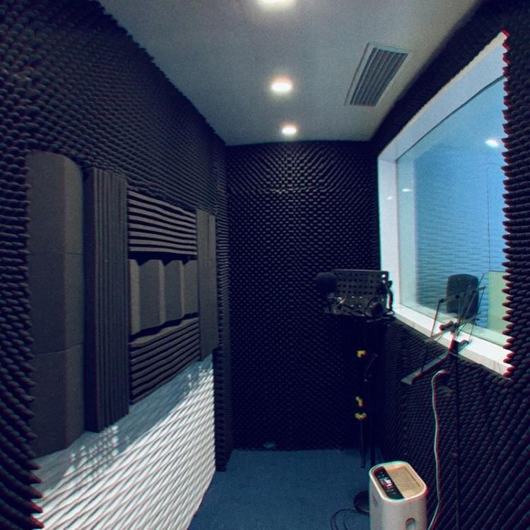 隔音棉牆體室內鋼琴錄音棚吸音棉琴房鼓房消音棉雞蛋棉隔音板材料
