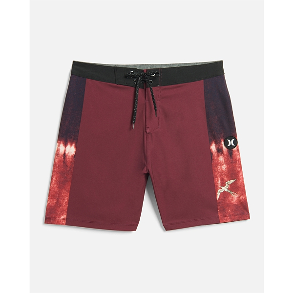 Hurley M FLORENCE PRO SERIES BDST海灘褲- 紅