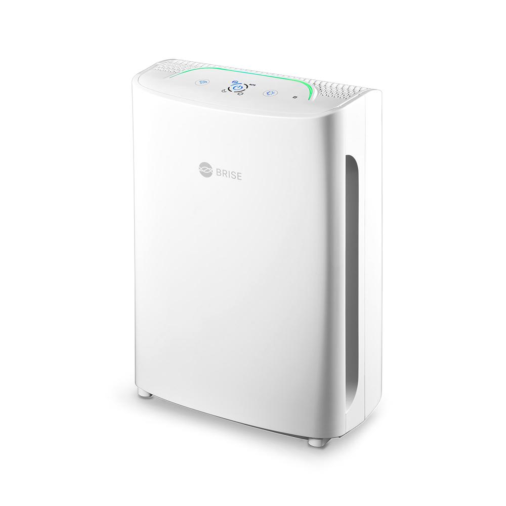 【BRISE】C200 AI人工智慧WiFi空氣清淨機12-16坪適用 (送濾網吃到飽自動送到府12個月)