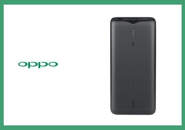 OPPO 原廠 VOOC閃充行動電源 PBV01 - 黑色 (台灣公司貨)