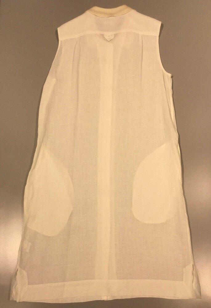 Margaret Howell針織領背心洋裝