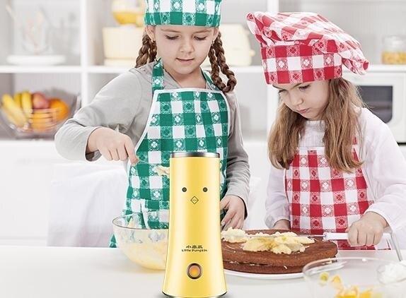 早餐機 小南瓜雞蛋杯蛋捲機早餐機蛋包腸機家用蛋腸機蒸蛋煮蛋器煎蛋神器
