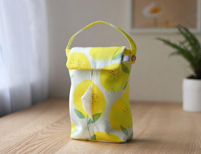 掛式衛生紙套-太陽花 台灣花卉