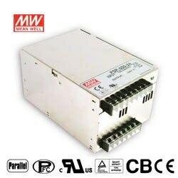 MW明緯 PSP-600-48 48V機殼型交換式電源供應器 (600W)