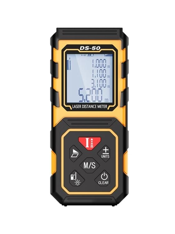 測距儀 偉創激光測距儀紅外線高精度電子尺室外距離測量儀量房儀激光尺
