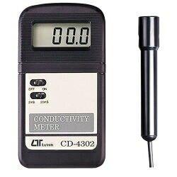 Lutron 迷你型電導度計 CD-4302