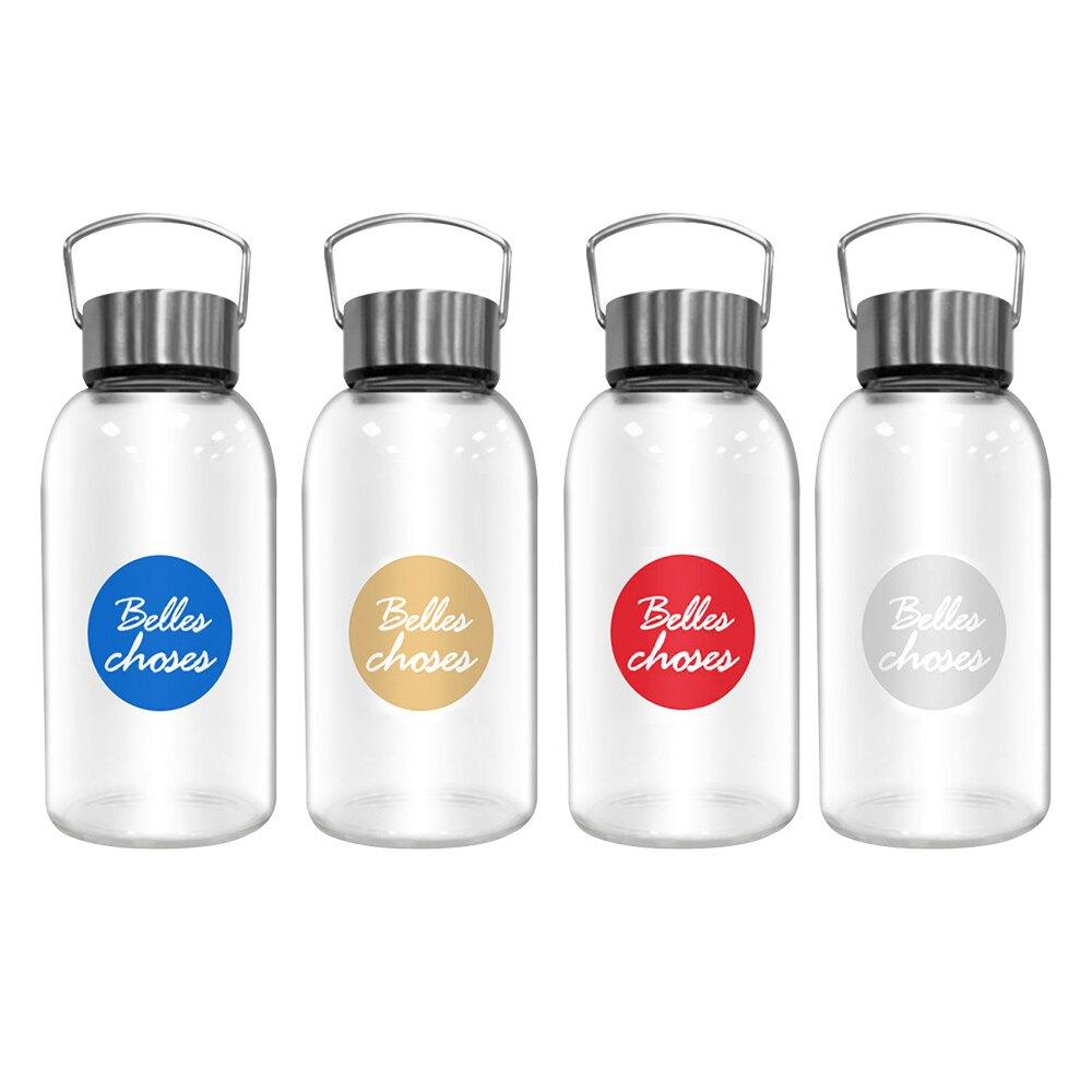 【FUJI-GRACE富士雅麗】高硼矽耐熱手提玻璃瓶800ml