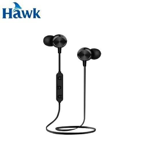 Hawk V200金屬藍牙耳機麥克風-黑色