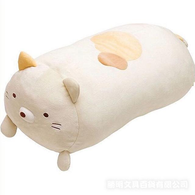 【勝明文具】角落小夥伴/角落生物貓咪長抱枕