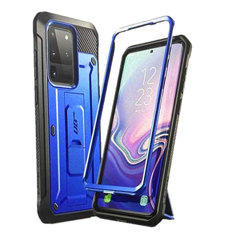 [9美國直購] SUPCASE UB Pro系列 Galaxy S20 Ultra 手機保護殼 Full-Body Dual Layer Rugged Holster & Kickstand Case