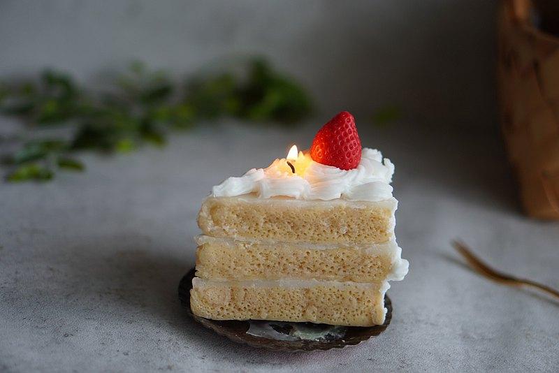 短蛋糕蠟燭