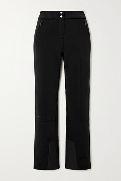 Kjus - Sella Jet 直筒滑雪裤 - 黑色 - FR36