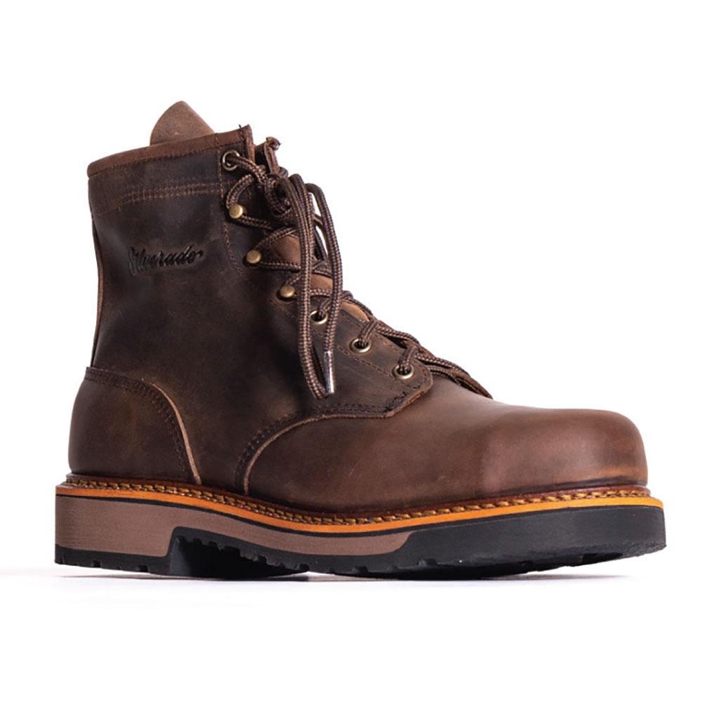 "Silverado by Abilene 6"" Lumberjack - Mens Cowboy Boots"