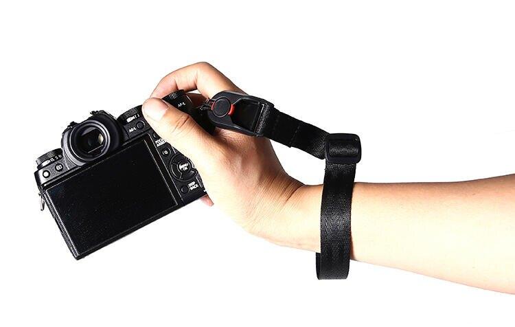 【中壢NOVA-水世界】DM-13 相機通用 快拆扣 手腕帶 運動攝影機 一秒 快拆尾扣 腕帶 手腕繩 吊繩