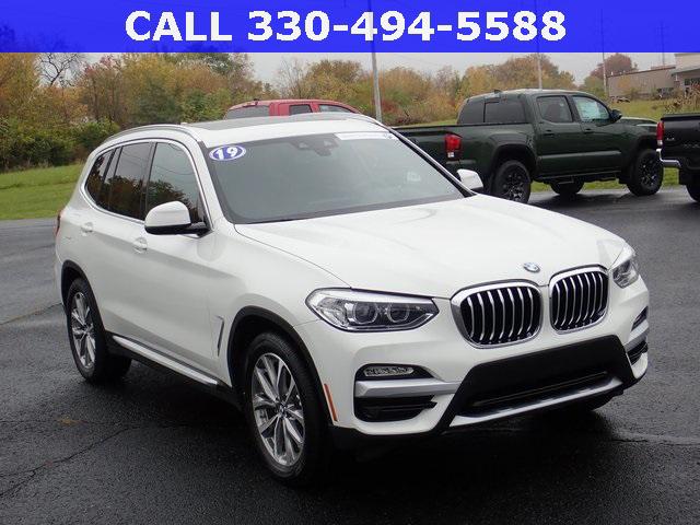 [訂金賣場]Certified 2019 BMW X3