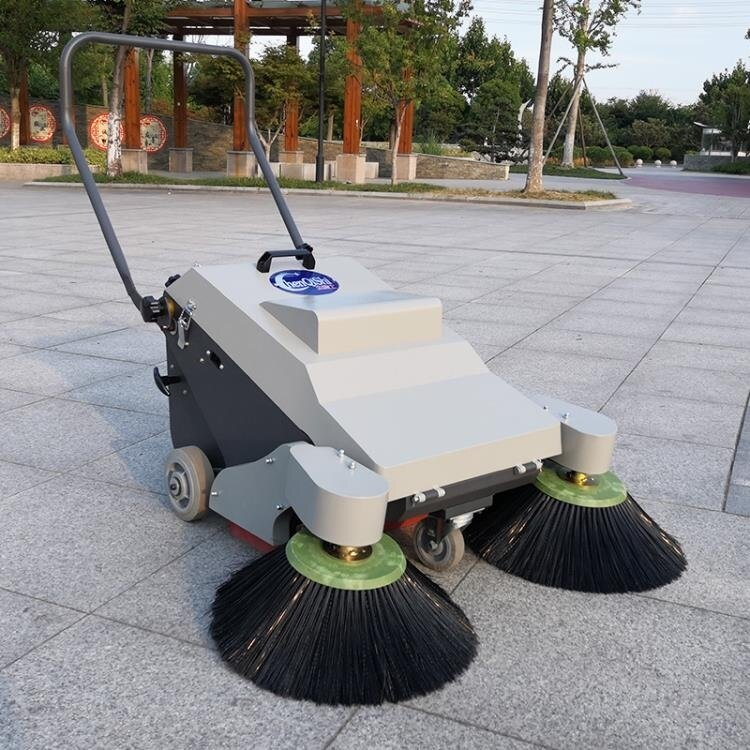 工廠掃地機手推式電動吸塵粉塵車庫物業倉庫道路車間工業用清掃車