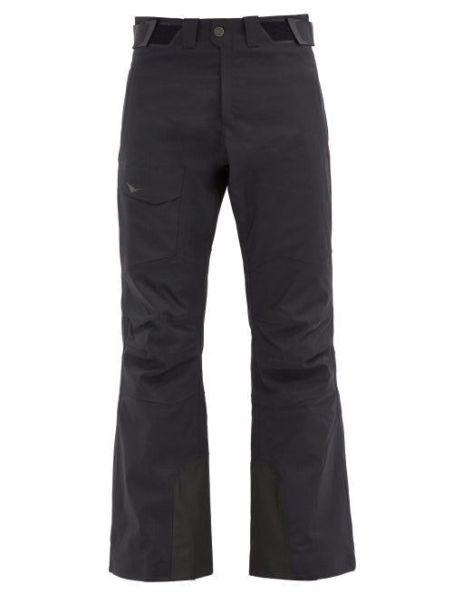 Sease - Armada Wool-blend Ski Trousers - Mens - Navy