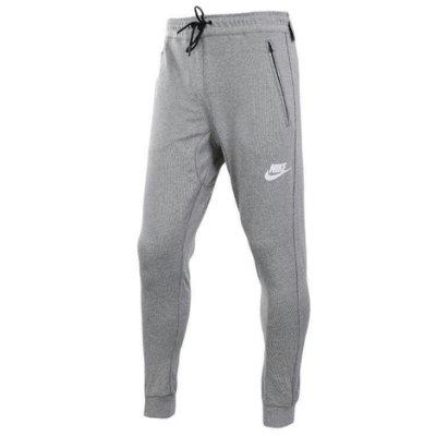 NIKE NSW AV15 JOGGER 男 合身窄版 縮口長褲 收腳 縮腳 灰 804863-064 全新品