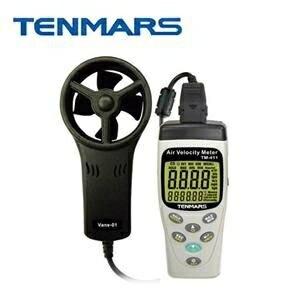Tenmars泰瑪斯 多功能風速計 TM-414