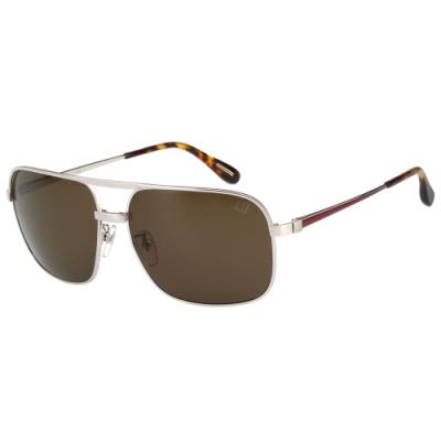 Dunhill 太陽眼鏡 (銀色)SDH100