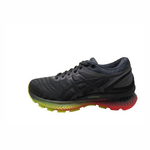 Asics Gel-nimbus 22 LS [1012A961-001] 女鞋 慢跑 運動 輕量 緩衝 亞瑟士 黑